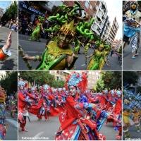 El desfile de Badajoz se abre a España