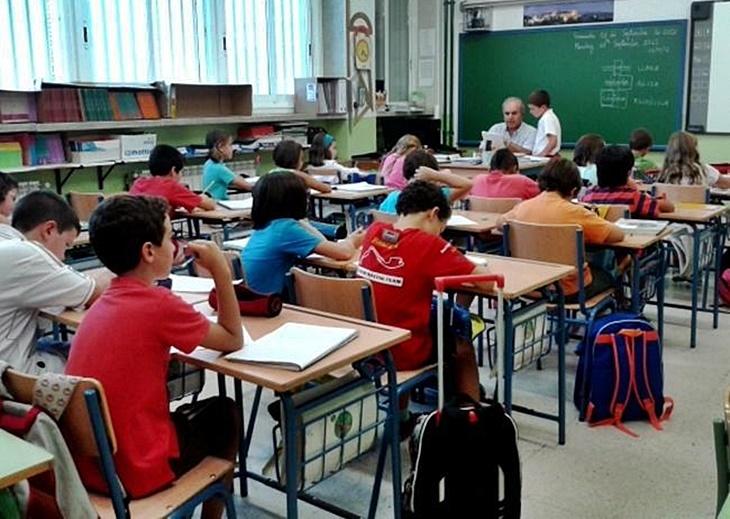 Educación propone suprimrir 37 clases de Infantil y Primaria