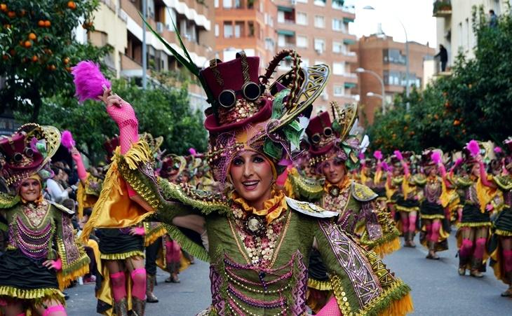 Una murga y tres comparsas más en el Carnaval 2017