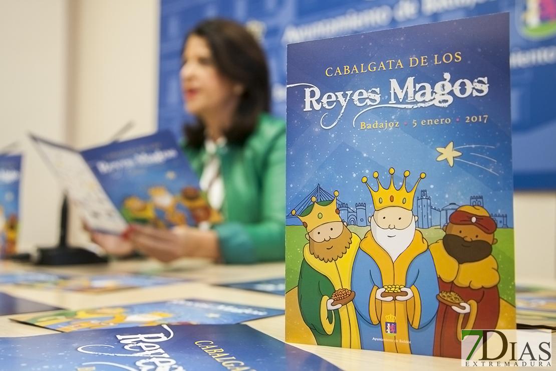 Los Reyes Magos repartirán 5.500 kilos de caramelos en Badajoz