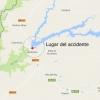 Un joven fallecido y cuatro heridos en un accidente en Alcántara (Cáceres)