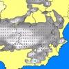 Los modelos pronostican nevadas en Extremadura la próxima semana
