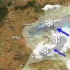 ¿Dónde podría nevar en Extremadura finalmente durante las próximas horas?
