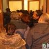 Tensión a las puertas del Colegio de Farmacéuticos de Badajoz