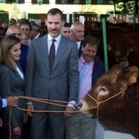 Los Reyes de España inaugurarán la XXIX Agroexpo en Don Benito