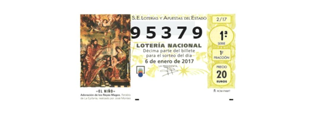 """El segundo premio de"""" El Niño"""" cae en Extremadura"""