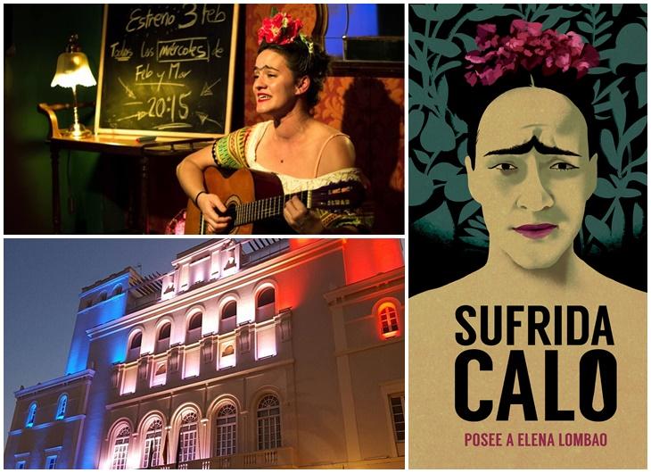 El espectáculo 'Sufrida Calo' rendirá homenaje a Frida Khalo en Badajoz