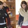 Gil Rosiña visita las instalaciones de la ONCE en Badajoz