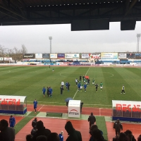 El Villanovense abandona los puestos de play off