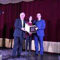 Caja Almendralejo recibe el premio 'Giralda encina'
