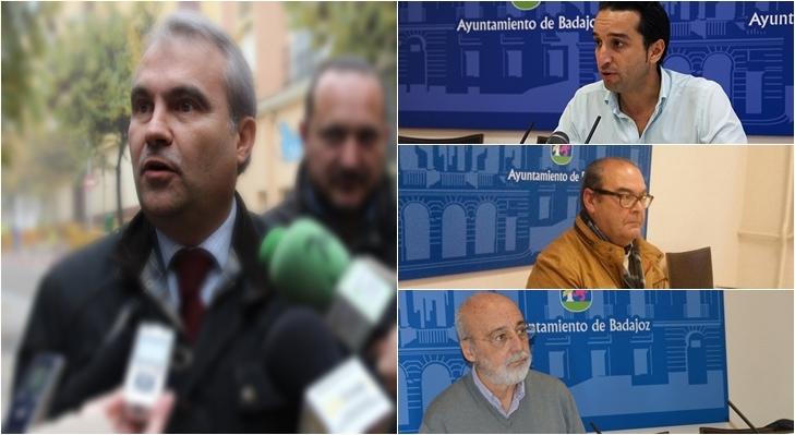 ¿Aprueba o no una moción de censura en el Ayuntamiento de Badajoz?