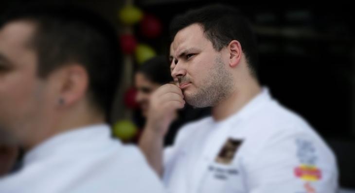 Ya hay ganador del Concurso de Cocineros de Extremadura