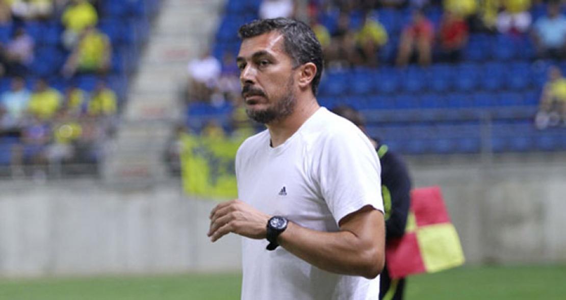 Juan Marrero nuevo técnico del CD Badajoz