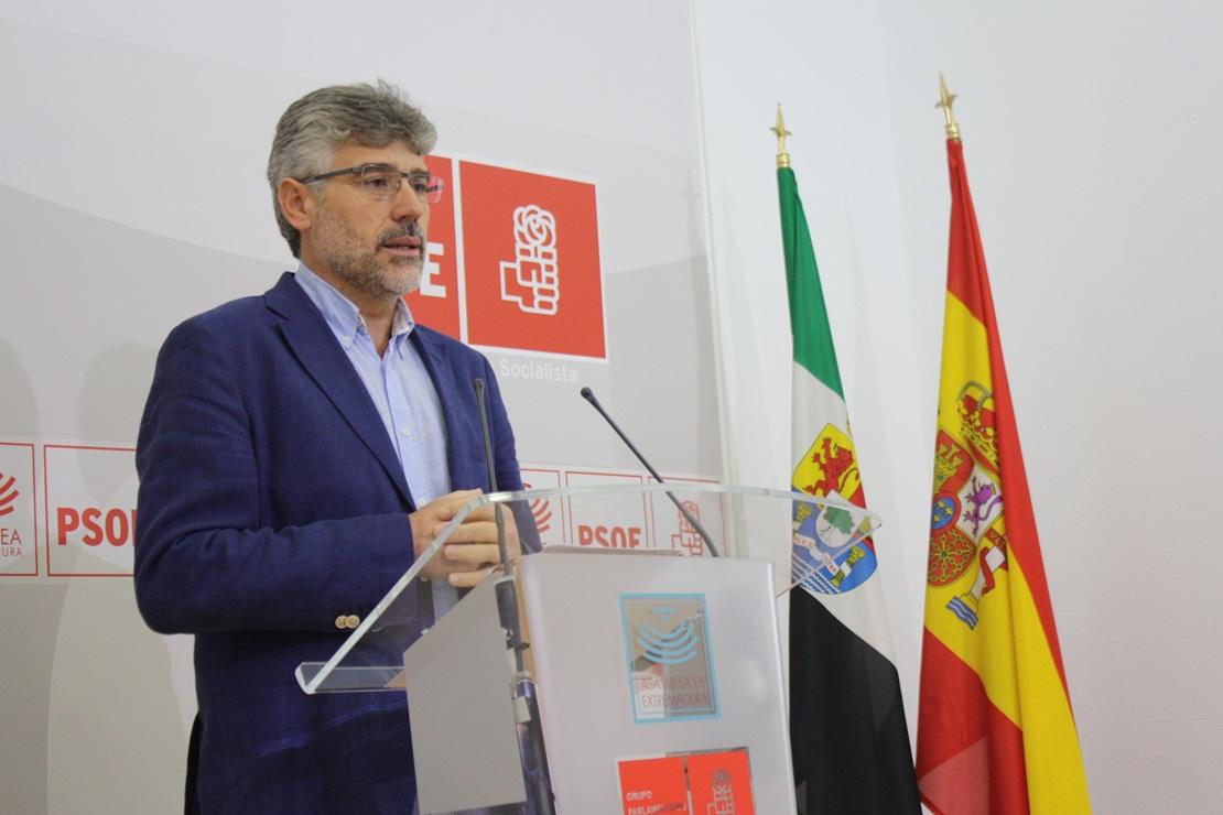 PSOE exige al Ministerio que pague la multa de pastos