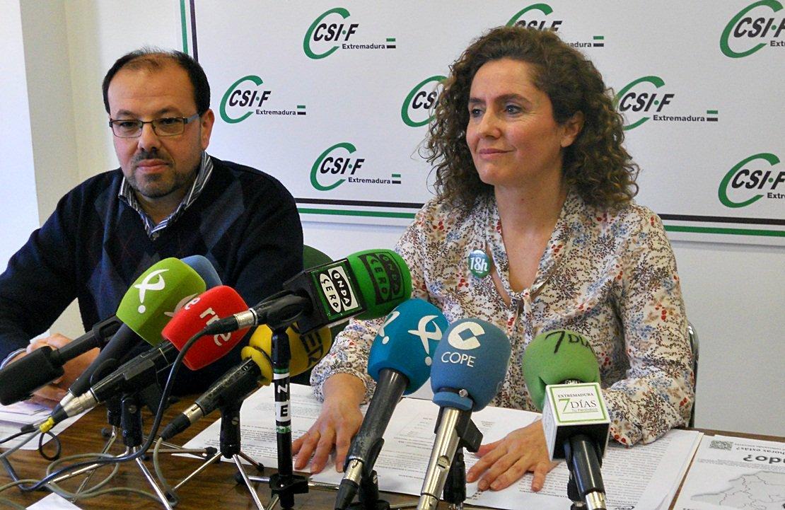 """CSIF: """"La Junta resolverá en abril el concurso de traslados"""""""