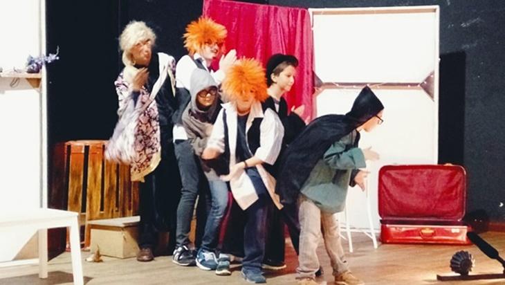 La ONCE programa una obra de teatro para escolares