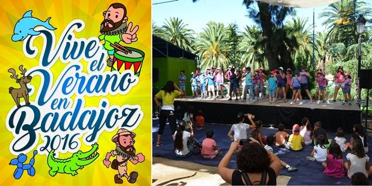 Abierta convocatoria para crear la imagen de 'Vive el Verano en Badajoz 2017'