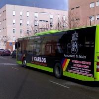 El uso del autobús urbano crece un 5,2% en un año