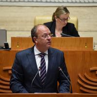 Monago reconoce que la multa de pastos debe asumirla el Gobierno central