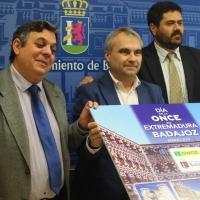 El Día de la ONCE se celebra este año en Badajoz