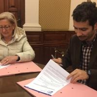 Convenio entre IMSS y Aqualia para las ayudas de mínimos vitales