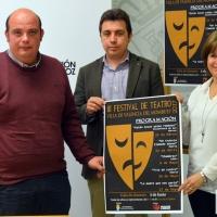 Valencia del Mombuey celebra su III Festival de Teatro