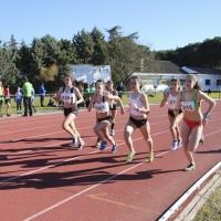 8 extremeños estarán en el nacional cadete de pista cubierta