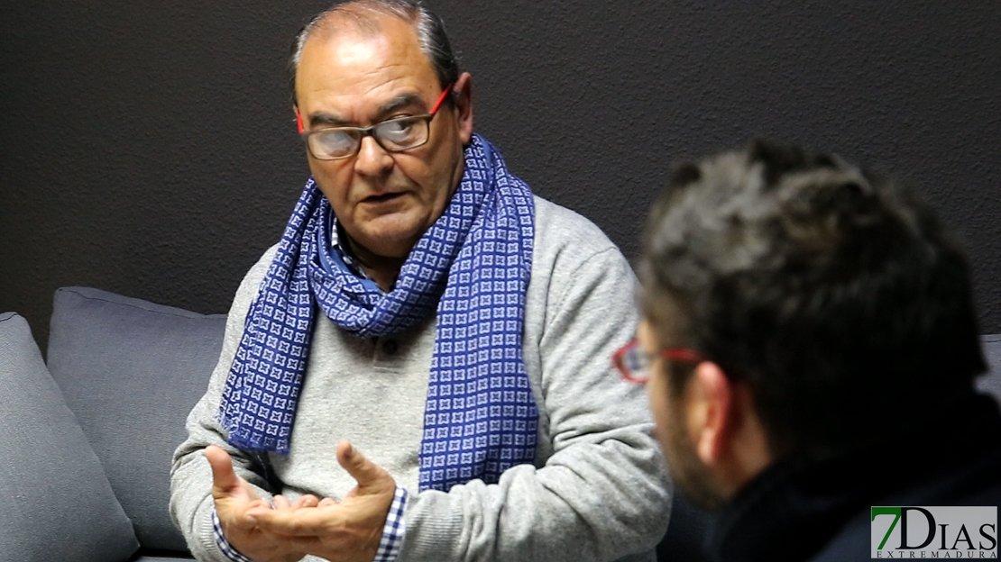Luis García-Borruel, destituido como portavoz del grupo municipal Ciudadanos