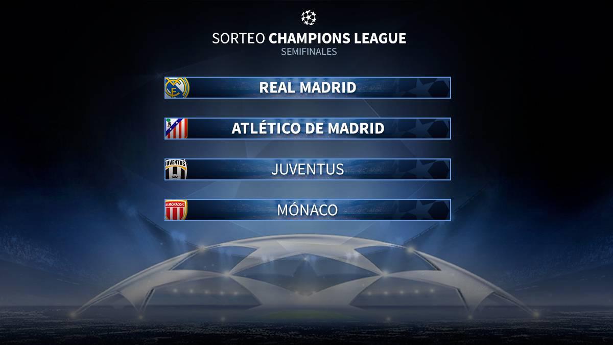 Real Madrid – Atlético en la semifinal de la Liga de Campeones