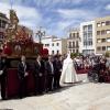 Badajoz despide una Semana Santa plena con el Resucitado