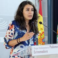 """Podemos a Vara: """"Estás desconectado de los problemas de Extremadura"""""""