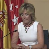Aguirre dimite asfixiada por la corrupción instalada en el PP