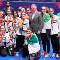 El deporte femenino se pone en valor en Mérida