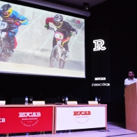 Rubén Tanco agradece a la Fundación CB poder vivir de su pasión