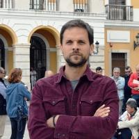 """Álvaro Jaén: """"El ayuntamiento no es de Fragoso"""""""