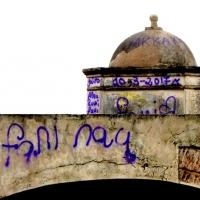 Detienen a una menor por las pintadas en el Hornabeque de Palmas