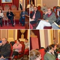 El PP suspende el Ayuntamiento Abierto de abril