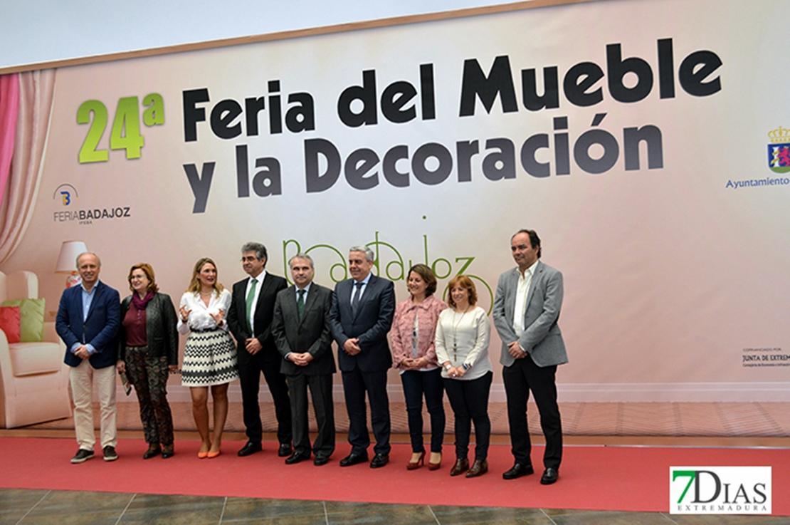 Inaugurada la Feria del Mueble y la Decoración 2017