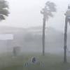 Espectacular tormenta ayer en Don Benito (Badajoz)