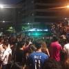 Badajoz celebra la liga del Real Madrid