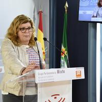 "Domínguez: ""Extremadura tendrá AVE gracias a C's"""