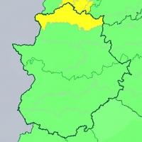 El norte de la región estará mañana en alerta amarilla por tormentas