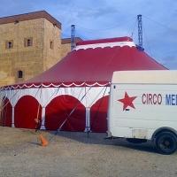 Circo Mediterráneo abrirá el VI Festival de Circo Contemporáneo de Extremadura