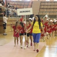 Imágenes de la Clausura de las Escuelas Deportivas Municipales