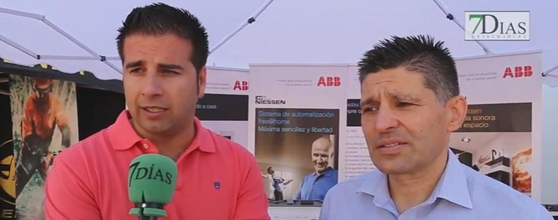 ABB aporta la domótica en Calero Suministros