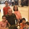 Emotiva despedida de los militares extremeños que parten hacia Letonia
