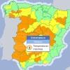 Primera víctima mortal en Extremadura por la ola de calor