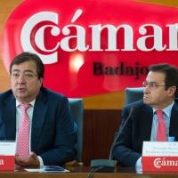 La Junta desestima el recurso contra la sustitución del presidente de la Cámara de Badajoz