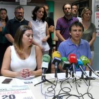 """Es vergonzoso que un país como España no acoja a refugiados"""