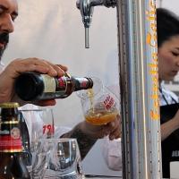 Celebrado en Mérida el Campeonato Extremeño de Tiraje de Cerveza